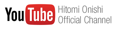 YouTube:Hitomi Onishi Official Channel